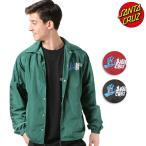 ショッピングサンタ SALE セール メンズ ジャケット SANTA CRUZ サンタクルーズ コーチジャケット SCREAMER 50281101 ムラサキスポーツ限定 FF1 B14