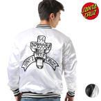SALE セール メンズ ジャケット SANTA CRUZ サンタクルーズ 50283104 DRESSEN CROSS スカジャン FF3 J23