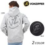 送料無料 メンズ パーカー VONZIPPER ボンジッパー AG212-012 DX3 L15