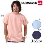 SALE セール 20%OFF メンズ 半袖 Tシャツ QUIKSILVER クイックシルバー QST172001 EX2 F11