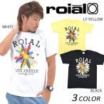 メンズ 半袖 Tシャツ roial ロイアル LTD157 DD3 G20