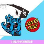 送料無料 【数量限定】【限定販売開始】メンズ 半袖 Tシャツ SANTA CRUZ サンタクルーズ LOCAL VIBES 50271421 限定商品 EE2 C8