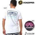 送料無料 メンズ 半袖 Tシャツ VONZIPPER ボンジッパー AH211-201 EX1 C24