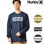 Hurley ハーレー メンズ 長袖 Tシャツ BV1909 GG3 I2