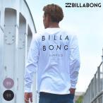 BILLABONG ビラボン BA012-051 メンズ 長袖 Tシャツ トップス バックプリント HX3 H27