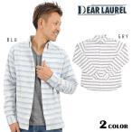 SALE セール 50%OFF メンズ長袖シャツ DEAR LAUREL ディアローレル 14613203 DD1 A15