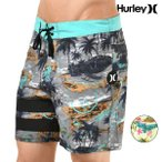 Hurley ハーレー メンズ 水着 海水パンツ AQ9991 16インチ丈タイプ GG1 B16