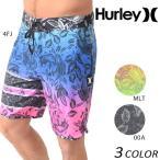 Hurley ハーレー メンズ 水着 海水パンツ MBS0006840 ボードショーツ 18インチ丈タイプ F1S E19 【返品不可】