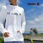 Hurley ハーレー CT4309 メンズ 長袖 アクティブパーカー ラッシュガード ユーティリティ 水陸両用 HH1 F9