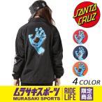 ショッピングサンタ レディース ジャケット SANTA CRUZ サンタクルーズ コーチJK SCREAMING HAND 50273103 ムラサキスポーツ限定 EE3 J16