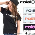 送料無料 レディース 半袖 Tシャツ roial ロイアル GTS366 EE1 B25