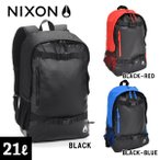 送料無料 バックパック NIXON ニクソン SMITH2 スミス2 BB J21