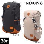 送料無料 バックパック NIXON ニクソン TRAIL SE トレイル C2396 CCF K20