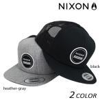 メッシュ キャップ NIXON ニクソン VULCAN TRUCKER HAT NC27400 EES A26