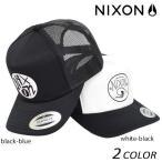 メッシュ キャップ NIXON ニクソン LOW TRUCKER HAT NC2742 EES A26