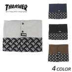 ネックウォーマー THRASHER スラッシャー 16TH-K51 E1 K10