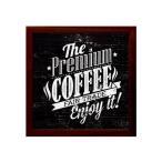 送料無料 北海道・沖縄・離島を除く サインフレーム Coffee 7 ZSF-52040