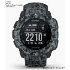 GARMIN(ガーミン) Instinct Tactical Camo Graphite GPS 腕時計 日本正規品 010-02064-C2