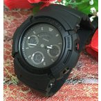 腕時計 カシオ G-SHOCK Gショック ジーショック AW-591BB-1AJF ブラック 黒 プレゼント 誕生日 記念日 国内正規品 送料無料