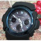 腕時計 カシオ G-SHOCK Gショック ジーショック タフソーラー 電波時計 AWG-M100A-1AJF マルチバンド6 国内正規品 送料無料