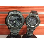 G-SHOCK BABY-G 恋人たちのGショック ペアウォッチ 2本セット ブラック 黒 ソーラー電波 Gスチール GST-W110BD-1BJF BGA-1400CB-1BJF 送料無料