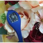 腕時計 レディース ウノアエレ 1AR ワンエーアール EASY WATCH UJP055 ネイビー 軽量 シリコン ランニング プレゼント 送料無料