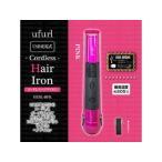 マクロス  マクロス ufurl USB充電式コードレスヘアアイロン PK MEBL-48PK