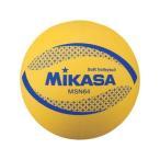 MIKASA/ミカサ  ソフトバレー カラーソフトバレーボール(イエロー)  MSN64Y