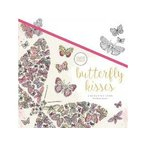 KAISERCRAFT/カイザークラフト  【KAISERCOLOUR】Butterfly Kisses Colouring Book(バタフライキッシーズカラーリングブック) CL529