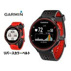 【nightsale】 GARMIN/ガーミン  37176H ForeAthlete235J/フォアアスリート235J ランニングウォッチ (BlackRed)
