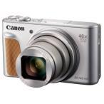 CANON キヤノン  【梱包B級品特価】PowerShot SX740 HS SL(シルバー) コンパクトデジタルカメラ PSSX740HS(SL) 2956C004