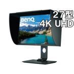 BenQ ベンキュー  HDR対応 4K対応27型ワイドカラーマネージメント液晶ディスプレイ SW271