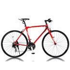 CANOVER/カノーバー  CAC-021 VENUS(ビーナス) クロスバイク 【700c】 (レッド)