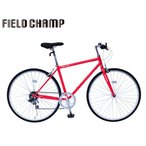 FIELD CHAMP/フィールドチャンプ  MG-FCP700CF-RD FIELD CHAMP CROSSBIKE700C6SF 【700C】 (/レッド)