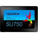 ADATA/エーデータ  【納期2月中旬】3D TLC NAND 2.5インチ SLCキャッシュ採用 SSD 256GB ASU750SS-256GT-C