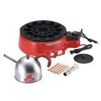SUGIYAMA/杉山金属  KS-2614 自動返し式たこ焼き器 たこ焼き工場トントン