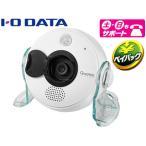 I・O DATA/アイ・オー・データ  高画質 無線LAN対応ネットワークカメラ Qwatch(クウォッチ) TS-WRLP ※4GB microSDカード付き