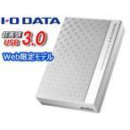 I・O DATA/アイ・オー・データ  USB3.0対応ポータブルハードディスク 3TB EC-PHU3W3D