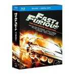 ワイルド・スピード ペンタロジー (期間限定生産) [Blu-ray] 新品未開封 送料無料