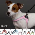 小型犬用ハーネス トレ・ポンティ Liberta(リベルタ)  1サイズ