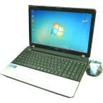 送料無料 3か月保証 中古ノートパソコン acer E1-531-H82C 15.6W光沢 Windows7 Celeron 4GB 120GB DVD/RW KS-Office2016 RNT498
