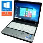 ショッピングOffice 送料無料 3ケ月保証 中古ノートパソコン 富士通 LIFEBOOK P772/F FMVNP7HE 12.1型W Windows10 Corei5 4GB 320GB DVD/RW MS-Office2016 RNT532m
