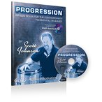 【DVD付】プログレッション By スコット・ジョンソン