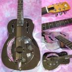 《正規輸入品・新品》 Epiphone (エピフォン) Dobro Hound Dog M-14 Metal Body リゾネーターギター