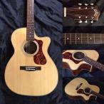 《正規輸入品・新品》 GUILD (ギルド) OM-240CE (Natural) The Westerly Collection エレアコギター