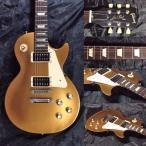 《正規輸入品・新品》 Gibson (ギブソン) Les Paul 50s Tribute 2016 Satin Gold Top w/Dark Back レスポール
