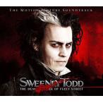 スウィーニー・トッド 〜フリート街の悪魔の理髪師〜 オリジナル・サウンドトラック (国内盤CD)
