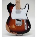 【Musical Story】 1/4 ミニチュア 楽器 模型 ギター フィギュア アンディー サマーズ トリビュート テレキャスター
