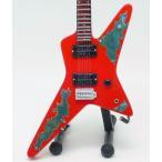 【Musical Story】 1/4  ミニチュア ギター フィギュア 楽器 RS スタイル
