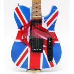 [Musical Story] E-Model ミニチュア ギター フィギュア 模型 ローリング ストーンズ キース リチャーズ テレキャスター スタイル